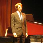 Featured early music soloist in the WMUsic Showcase, Fall 2013