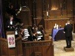 "Soloist in Britten's ""Rejoice in the Lamb"", Spring 2011"