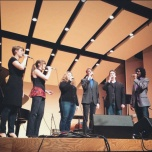 Jazz Vocals with the Gold Company sextet