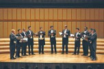 Shanghai performance with Chanticleer