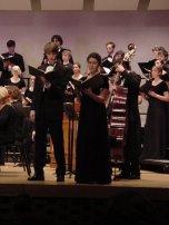 Magnificat soloist, Spring 2011